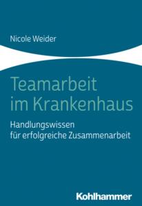 """Fachbuch """"Teamarbeit im Krankenhaus"""""""